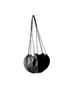 Bag to Life Air Black damestas