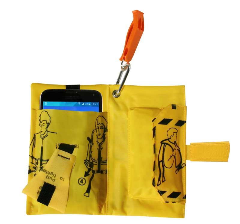 Eco telefoonhoesje Bag to Life