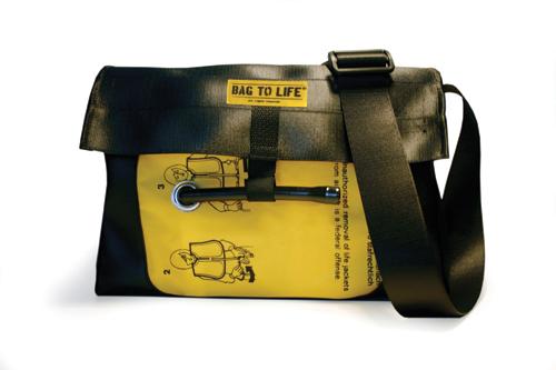 Bag to life co-pilot bag